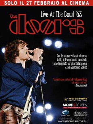 Image de couverture The Doors - Live