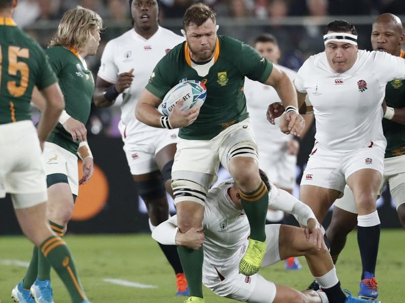 Replay : Rugby - Finale coupe du monde